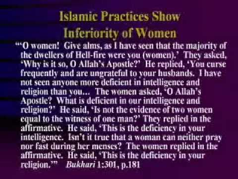 an evaluation of the view of muslim women in islam This article locates imaginative aspects of human subjectivity as a feminist issue  by reviewing the concept of agency in the genealogy of muslim.
