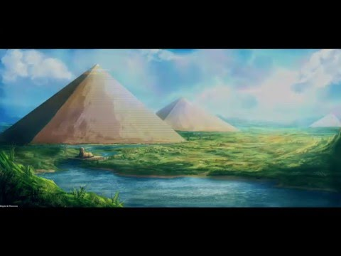 Ancient Power Sources of the Gods, Advanced Technology and our Ancestors (The Pyramids of Egypt)