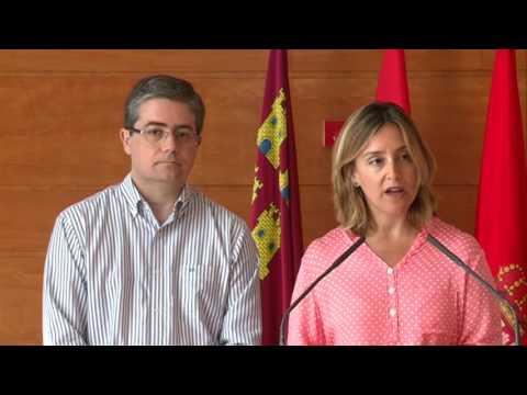 09/08/2017 El Ayto. de Murcia se posiciona contra la violencia de género y a favor de la igualdad.