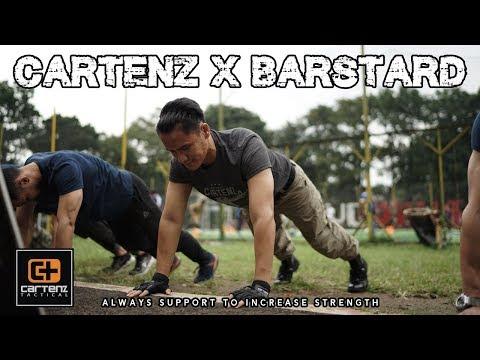 CARTENZ X BARSTARD | Street Workout \u0026 Calisthenic | @cartenztactical