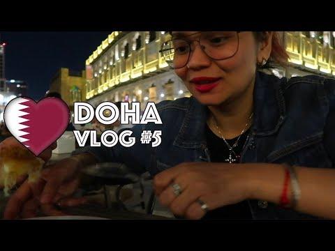 Souq Waqif Food Trip and Tour (Doha Qatar Vlog #5 2018)