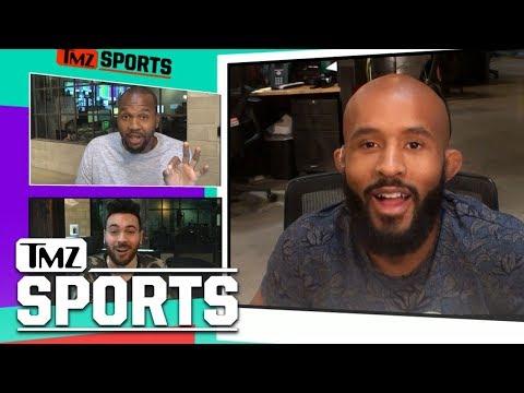 Demetrious Johnson: I Can Beat Brock Lesnar, Here's How | TMZ Sports