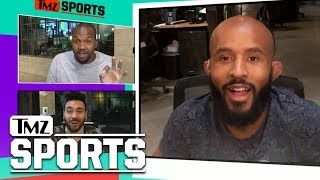Demetrious Johnson: I Can Beat Brock Lesnar, Here's How | TMZ Sports