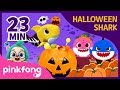 Baby Shark Halloween Special | +Compilation | Halloween Songs | Pinkfong Songs for Children