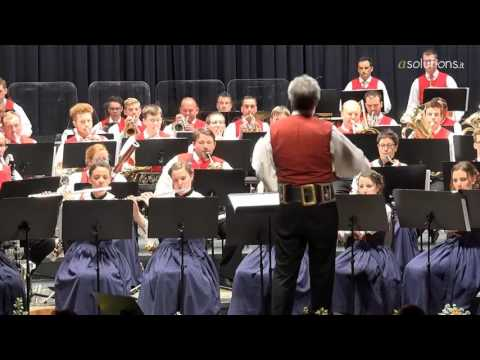 Die Regimentskinder-Julius Fučík; Musikkapelle Vahrn; Dirigent: Toni Profanter