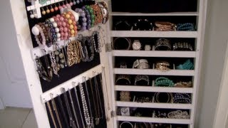 Jewelry Haul & Storage (Lori Greiner Safekeeper)
