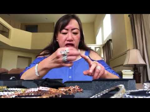Review of Joan Boyce jewelry from HSN!
