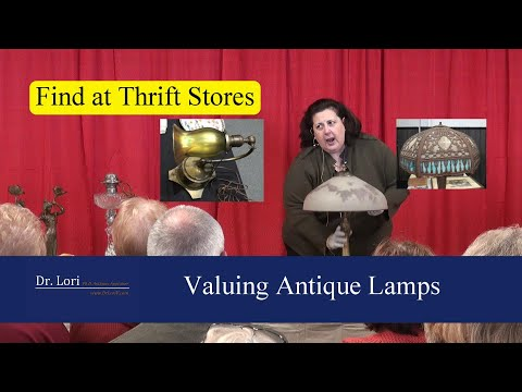 Valuing Antique Lamps To Find Bargains By Dr. Lori