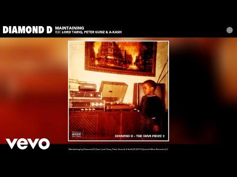 Diamond D - Maintaining (Audio) Ft. Lord Tariq, Peter Gunz, A-Kash