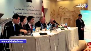 بالفيديو والصور .. 'العدل' تبحث آليات مكافحة الفساد بإستراتيجية وطنية