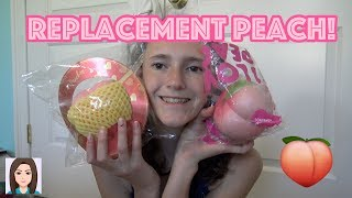 Silly Squishies Package! Replacement iBloom Peach!