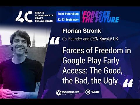 Community Development using Google EA / Florian Stronk, Co-Founder & CEO BRAVOCOMPANY