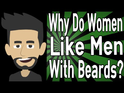 Do women like men with beards