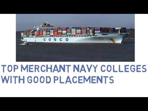 Top merchant Navy colleges- with good placements rate
