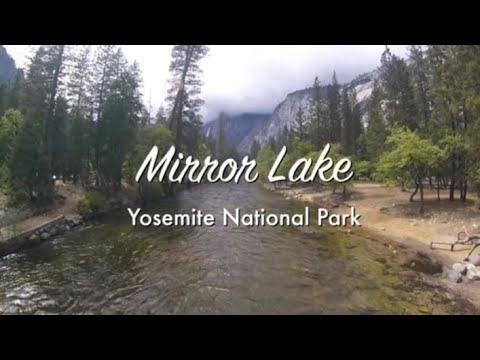 How To Hike Mirror Lake In Yosemite National Park | #USA #MirrorLake #YosemiteNationalPark #travel