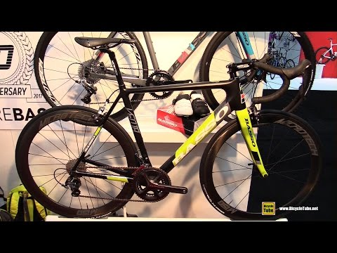 79478f8f380 2017 Basso Venta Road Bike - Walkaround - 2016 Interbike Las Vegas - YouTube