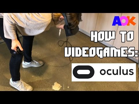 OCULUS RIFT PART 1 - HOW TO VIDEOGAMES