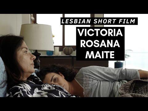 "Award-winning Lesbian Short ""Victoria Rosana Maite"" / Chile"