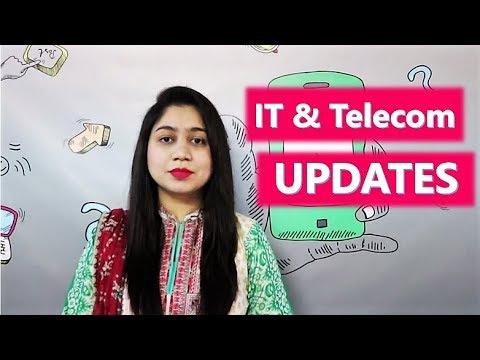 IT & Telecom Updates | 16th April 2018