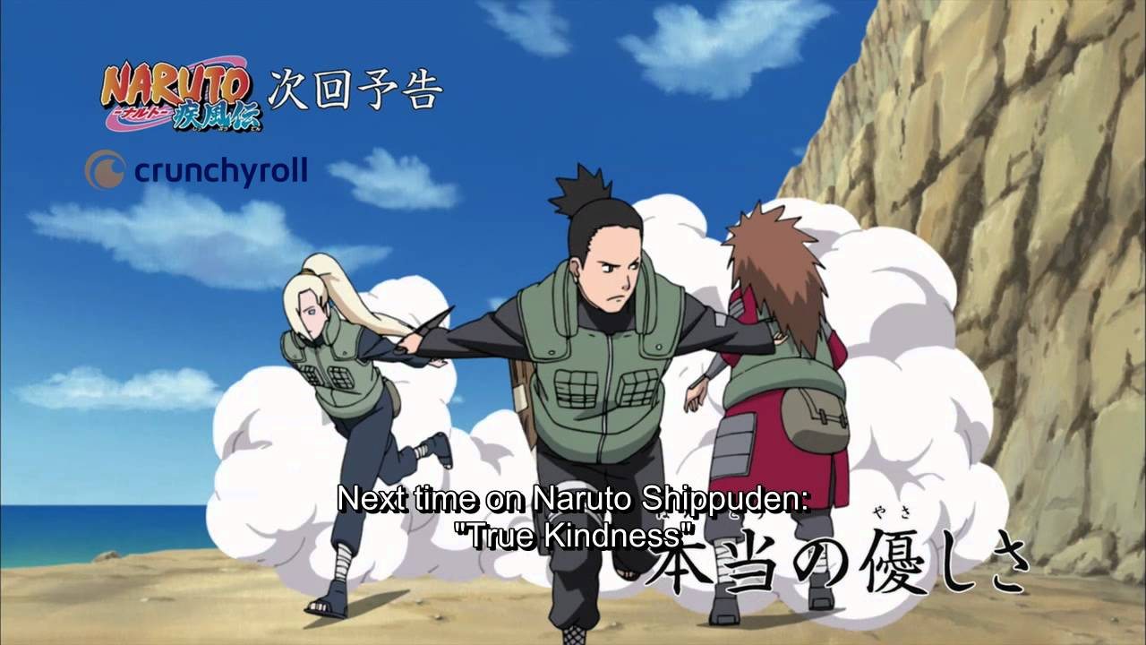 Naruto Shippuden 273 Official Preview