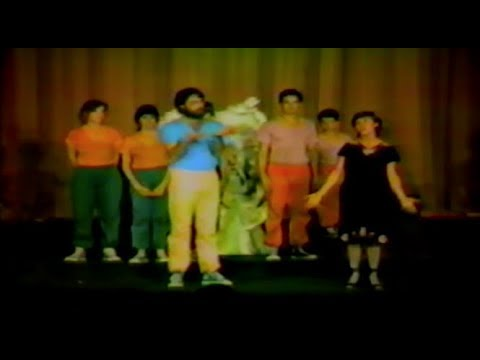 Finger Talk • Victoria St Theater w/ Pre & Post Show Speeches 1982-ish