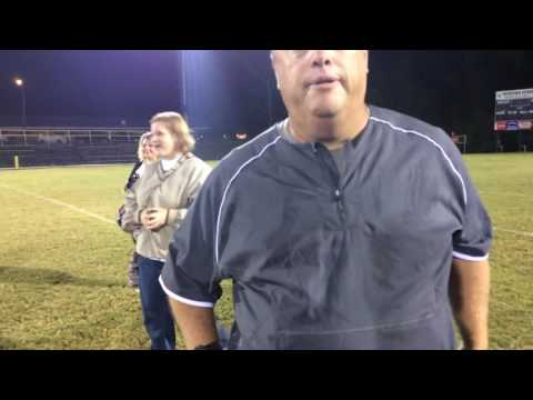 Matt E ICE Post Game Interview: Head Coach Bob Taylor of the Lowndes Academy Rebels.