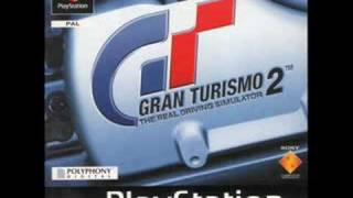 Gran Turismo 2(PAL)OST Fatboy Slim - Fucking In Heaven