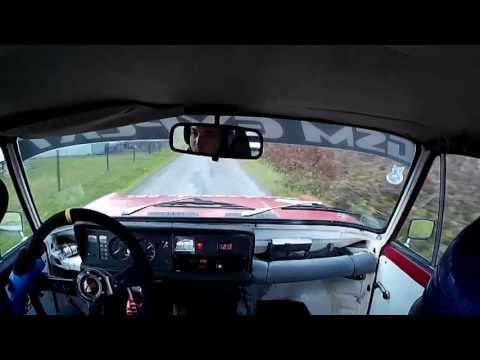 Big Bad Fiat Project 125p ONBOARD KJS JASŁO Dąbrówka M42B18
