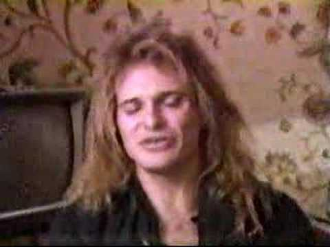 Diamond David Lee Roth 1984 Interview