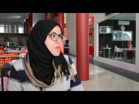 What do they Think about studying in Malaysia? (Sintok TV- Media Writting)