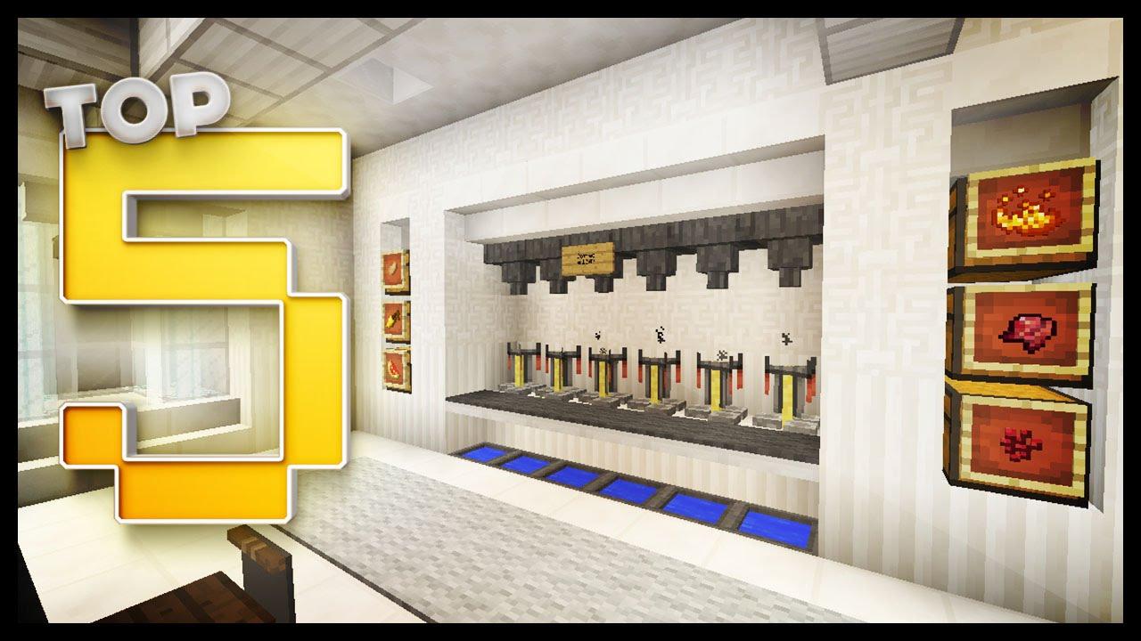 Minecraft Potion Room Designs Amp Ideas YouTube