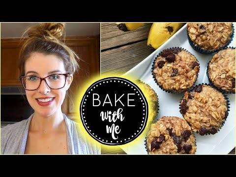 Cook With Me | Gluten Free & Healthy Muffins