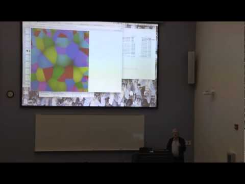 "Edward Angel, University of New Mexico - ""Creating 3D Applications Using WebGL and HTML5"""