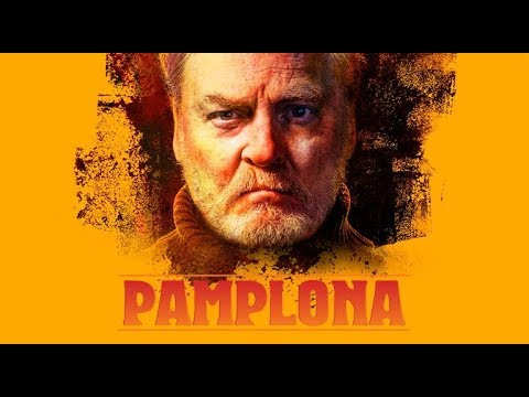 Pamplona with Stacy Keach as Ernest Hemingway