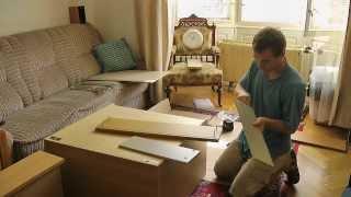 Ikea Komoda Malm Timelaps