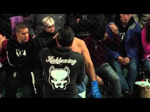 HombresDeHonor Pelea 23  Agustin Perez vs Ariel Cardozo
