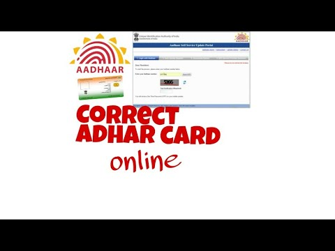 how to make adhar card in nagpur