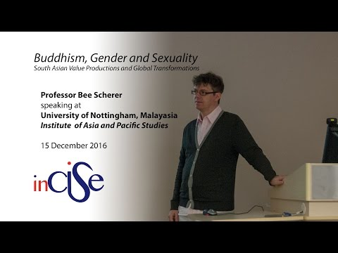 Buddhism, Gender and Sexuality
