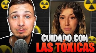 Imagen del video: Toxicidad nivel Dios: ¡No tengas relaciones con mujeres así!