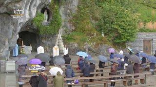Messe de 10h à Lourdes du 6 avril 2021