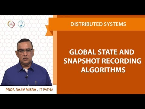 Lecture 06 - Global State and Snapshot Recording Algorithms
