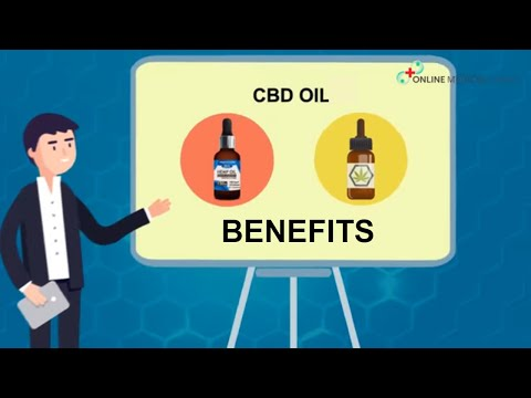 CBD Oil Benefits - Is It Safe or Not? Decoded in 160 Seconds