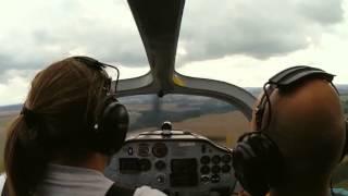обучение пилотов, летное училище, базовая подготовка на сверхлегком самолете,