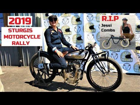 IN HONOR & MEMORY OF JESSI COMBS | 2019 STURGIS MOTORCYCLE RALLY | BIKE WEEK
