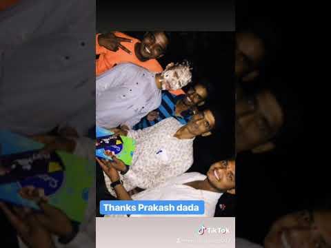 My Manish Gharat Birthday Celebration