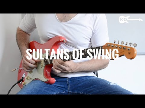 Dire Straits - Sultans Of Swing - Guitar Cover By Kfir Ochaion