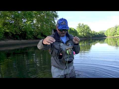 Fly Fishing The Caney Fork With MidgeMan