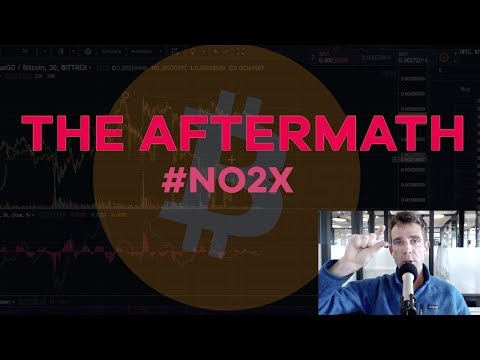 Segwit2x Aftermath - Scalping Profits, Altcoin Strategies, BTC Moves, Dollar Cost Avg - CMTV Ep82