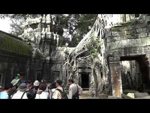 塔普倫神廟-古墓奇兵取景地~