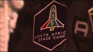 South African to Be First Black African in (Space)